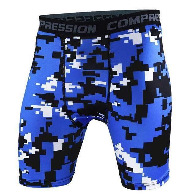 Tights Camo Shorts