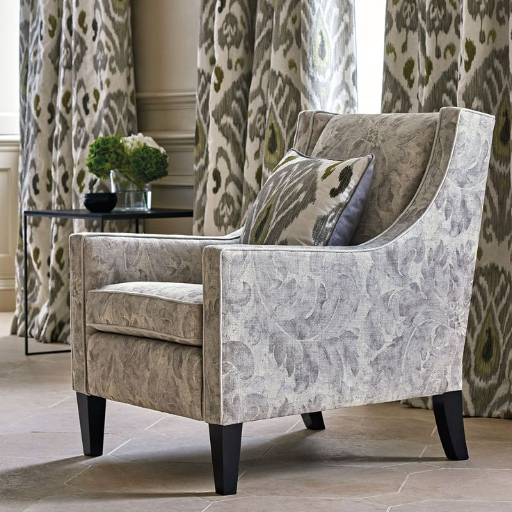 This design has been created with a layered, marbled effect. Using the Nureyev damask motif as a starting point, layers of texture are used to soften the damask image for a contemporary look fabric.