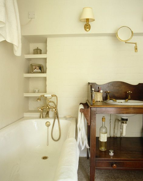 52 best cream metro tiles bathroom images on Pinterest | Bathroom ...