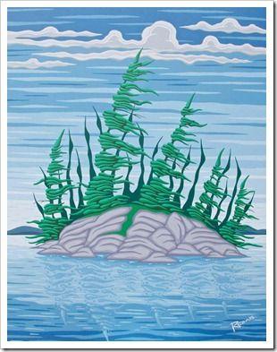 Fractal nature~~Isle of Pines ©Robbie Craig