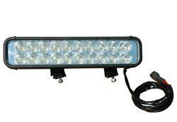 IR Emitter Light Bar - 60 watts - 20 LEDs - IBIS TEk - IBIS - 9-42VDC 750/850/940nm (-Spot-850nm-W by Magnalight. $539.00. IR Emitter Light Bar - 60 watts - 20 LEDs - IBIS TEk - IBIS - 9-42VDC 750/850/940nm (-Spot-850nm-White). Buy American CompliantThe Magnalight LEDLB-20-IR LED Light Bar offers high infrared light output in a light weight, durable, low profile housing combined with versatile mounting and power options. This IP67 rated infrared LED light bar is waterpro...