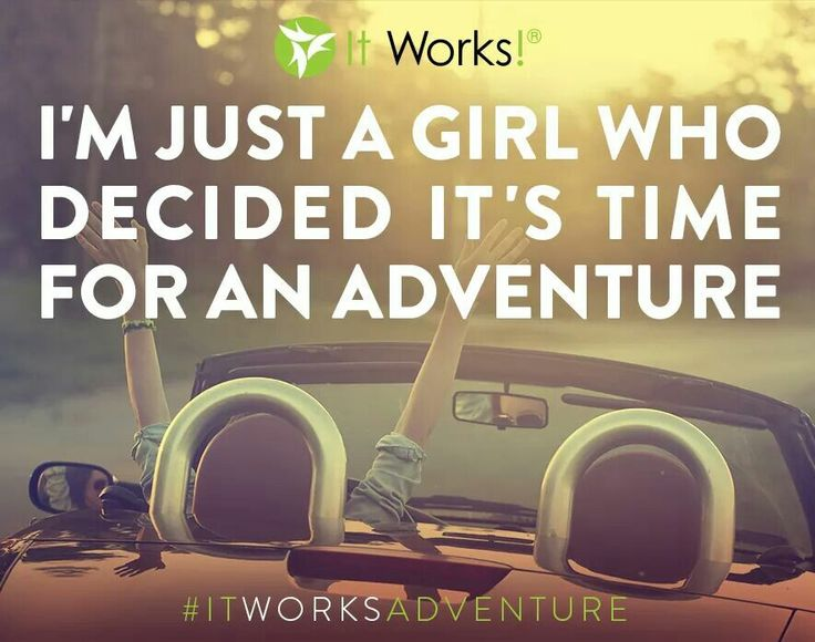 Want to start an adventure that will earn you money & help others change their lives for the better?! Join my team with It Works! Here's my personal website: Tiffrhodes.myitworks.com  Send me a message there about wanting to join!