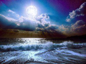 Морские волны - скачать обои на рабочий стол