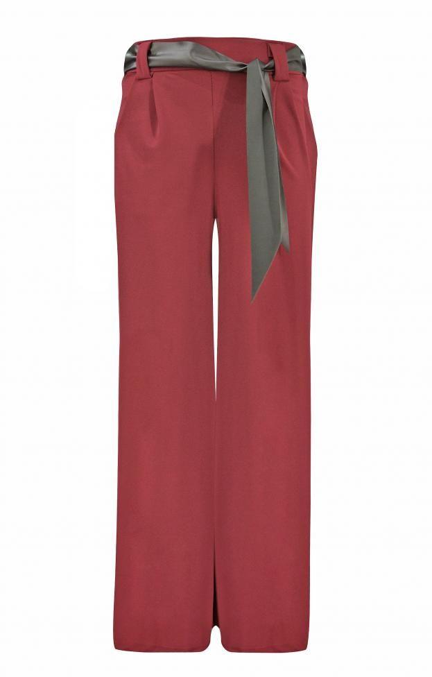 Γυναικεία παντελόνα με ζώνη | Παντελόνια - Παντελόνια - Γυναίκα |