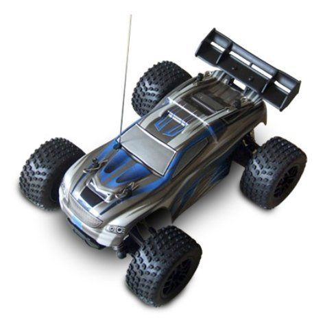 REDCAT RACING SUMO RC ~ NEW ~ 1/24 SCALE ELECTRIC TRUGGY ~ BLUE / BLACK by Redcat Racing. $59.99. Introducing the new 1/24 scale SUMO RC vehicles from Redcat Racing. Don't confuse these little vehicles as toys! They are hobby grade fully upgradeable trucks, truggies and buggies. RedCat's answer to the Xmod truck, Mini-z Monster, and Micro-T! This buggy CRUSHES the competition. Full size hobby grade pistol grip transmitter with digital proportional speed and steering (use...
