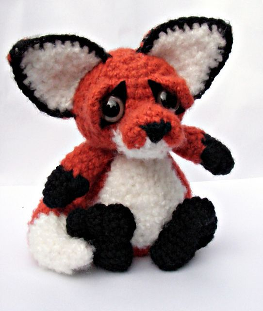 Fox Amigurumi Ravelry : 14 Best images about crochet fox on Pinterest Amigurumi ...