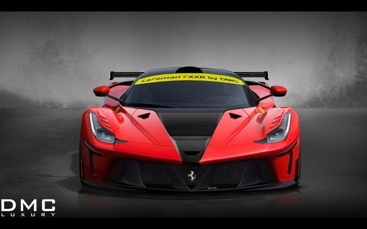 2014 Ferrari LaFerrari XFXR