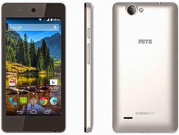 Kelebihan dan Kelemahan MITO Impact A10, Android One MITO
