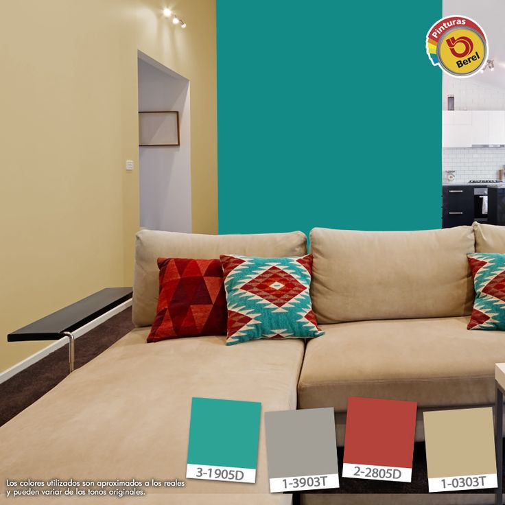 66 best sala images on pinterest at sign color palettes for Gama de colores para interiores