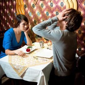 10 Silly Fights Couples might have During Courtship