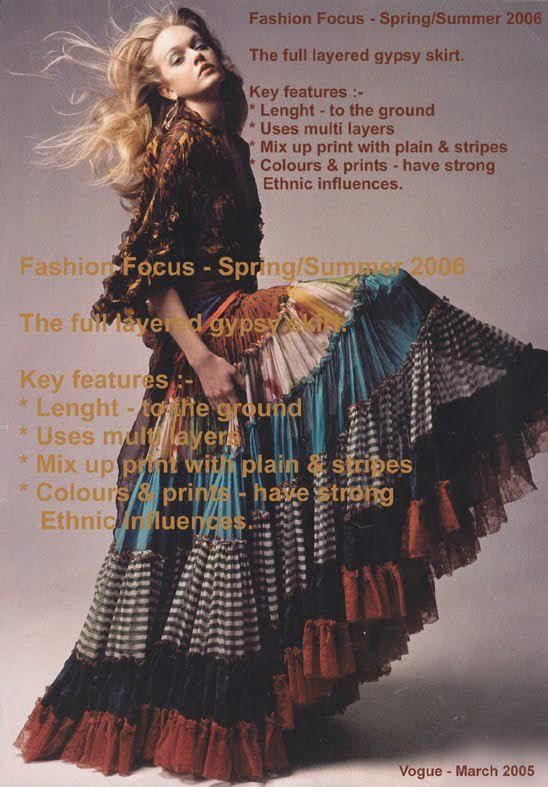 moda cigana | Τσιγγάνικη Μόδα