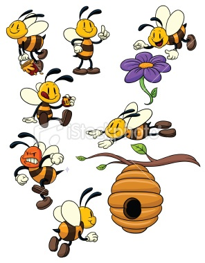 Bee logo ideas