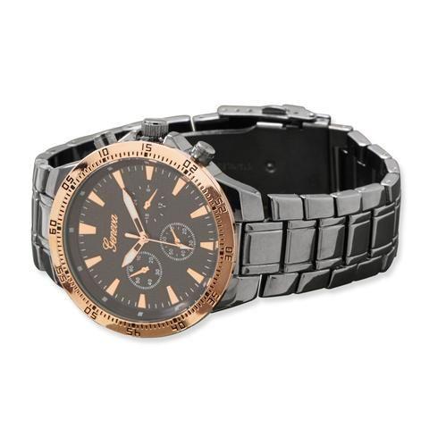 CW05008 - Men's Gunmetal Tone Watch