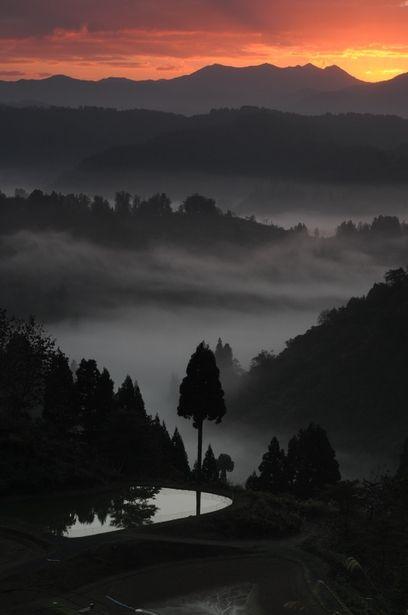 Yamakoshi, Niigata, Japan 山古志 新潟