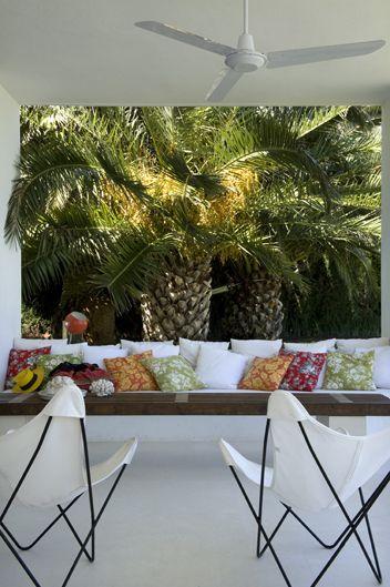 outdoor space by maria llado