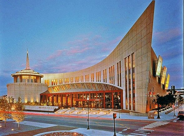 NASHVILLE(TN): Country Music Hall of Fame and Museum.