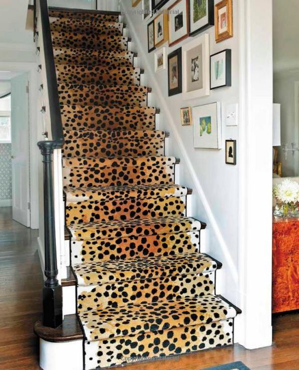 Animal Print Rug Runners For Stairs: 17 Best Ideas About Best Carpet For Stairs On Pinterest