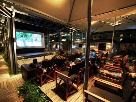 17 best images about rooftop cinema on pinterest pink for Terrace theater movies