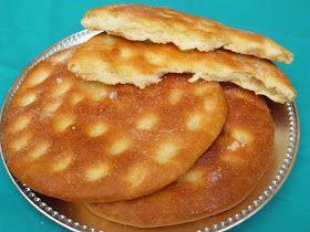 Tortas panaderas dulces con Thermomix
