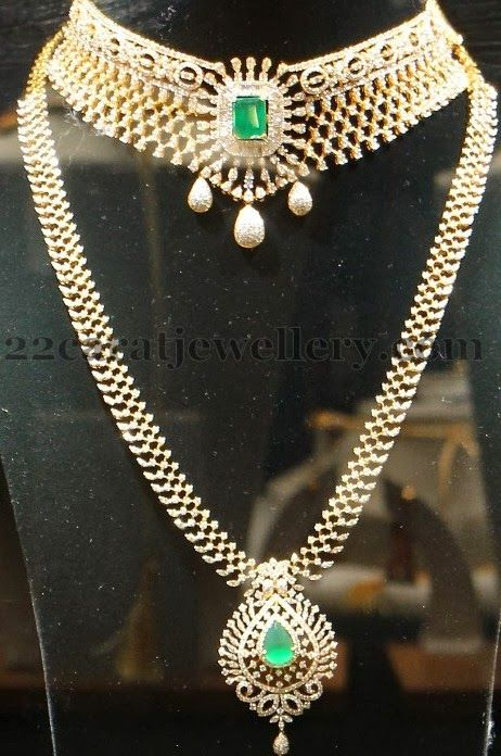 Jewellery Designs: Dazzling Sets with Earrings