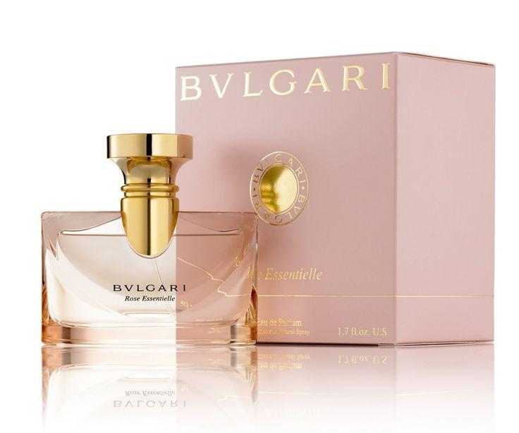 Perfume Rose Essentielle De Bvlgari Mujer 100 Ml Original ...