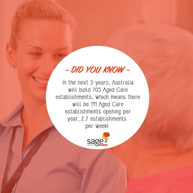 The Aged Care industry in Australia is BOOMING! Read why becoming an Aged Care professional yields a promising and bright future - Simply by clicking the picture.