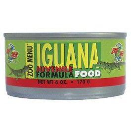 Food for Iguanas.