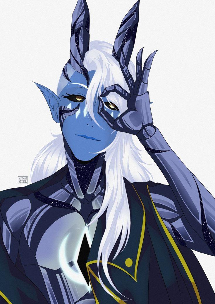 Moonshadow Memes — Aaravos in 2020 Dragon