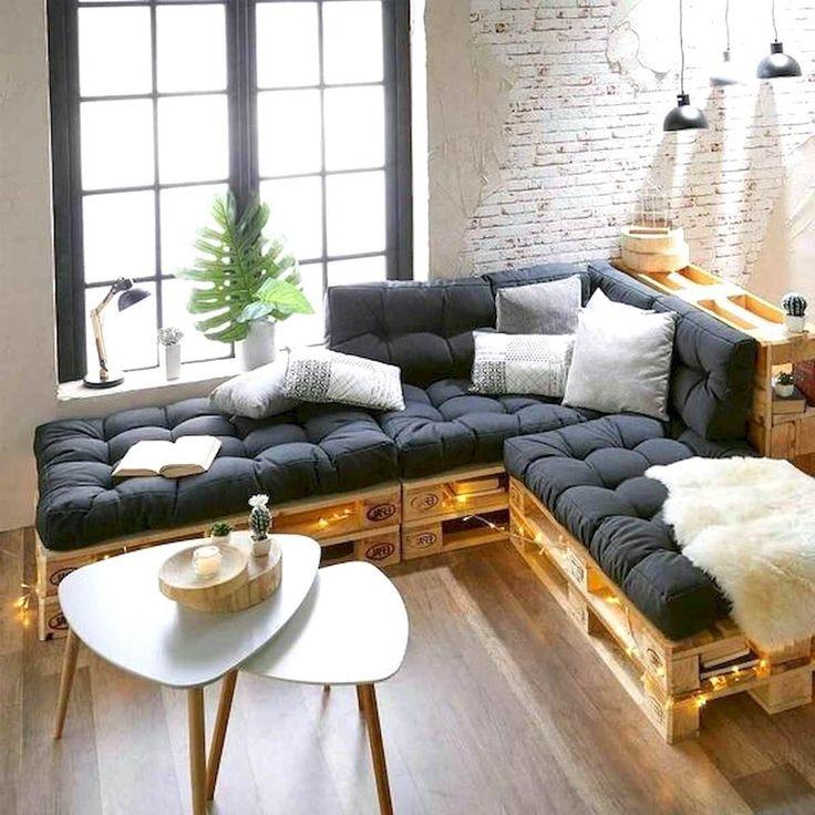 55 Beautiful Diy Projects Pallet Sofa Design Ideas Diy Pallet