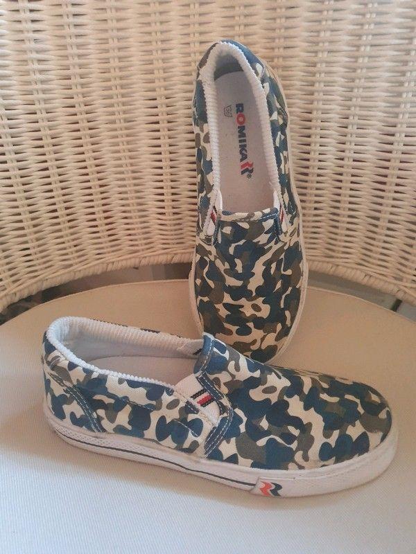 Nowe Trampki Moro Romikids 31 19 19 5 Cm Moro 31 Slip On Sneaker Vans Classic Slip On Sneaker Sneakers