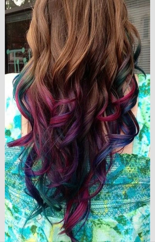 Hair Colour Ideas From Blonde To Rainbow Don T Forget To