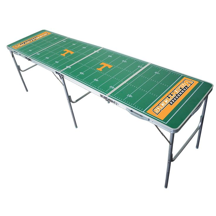 Outdoor Tennessee Volunteers Tailgate Table, Multicolor