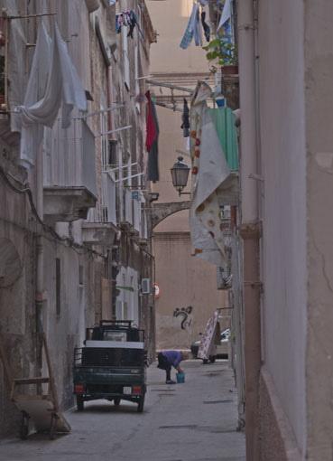 Scorcio di Taranto Vecchia. Alessandro Germano. www.alessandrogermano.eu