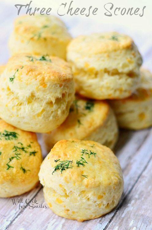 recipe: three cheese biscuits recipe [22]