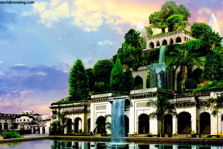 17 best images about hanging gardens on pinterest terraced garden gardens and urban outfitters for Hanging gardens of babylon definition