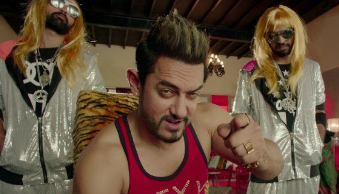 See Aamir khan's funky look In Secret Superstar, Teaser Out