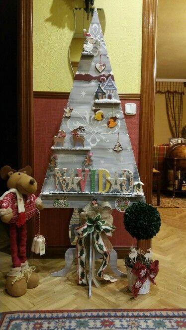 Bolas Decoradas De Navidad De Metacrilato