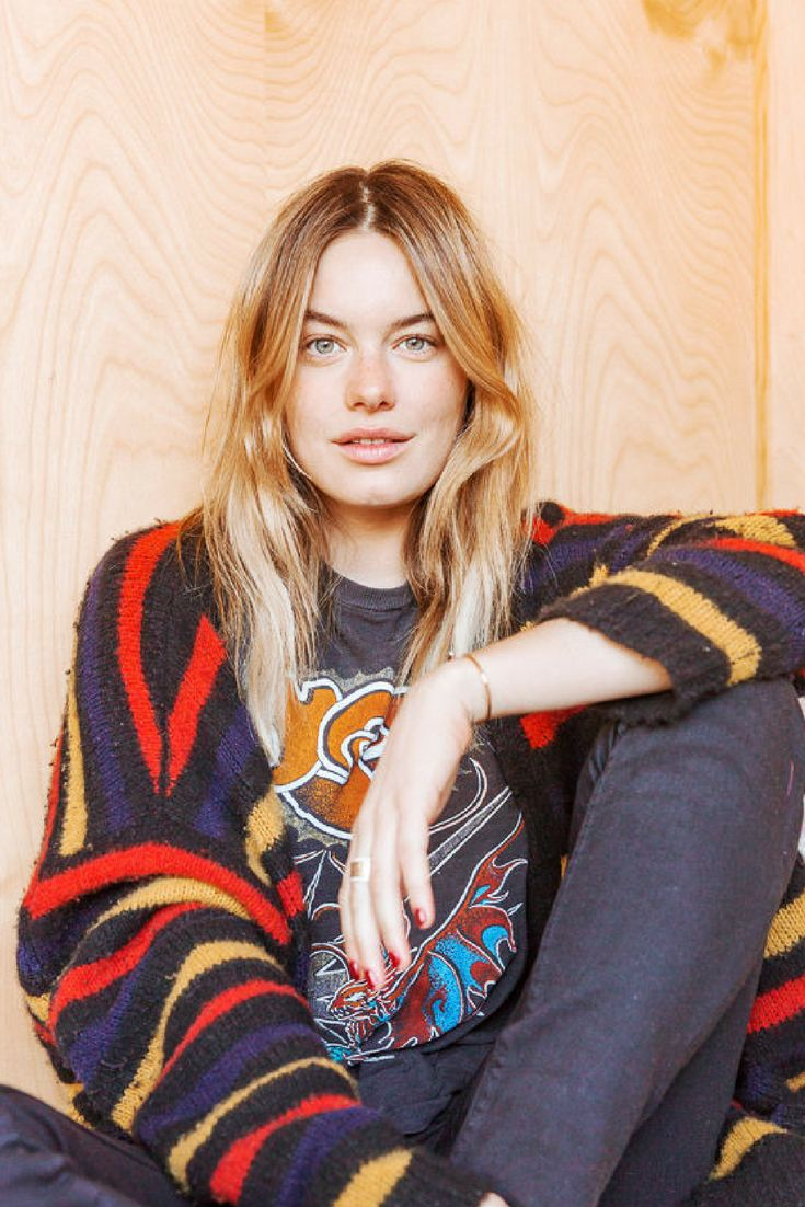 Camille Rowe, Model