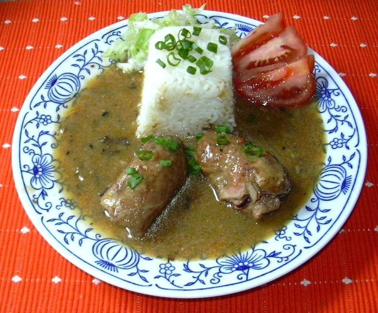 Klatovský závitek :: Domací kuchařka - vyzkoušené recepty