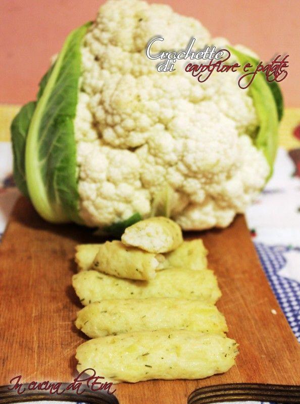 Crocchette di cavolfiore e patate | ricetta light senza glutine