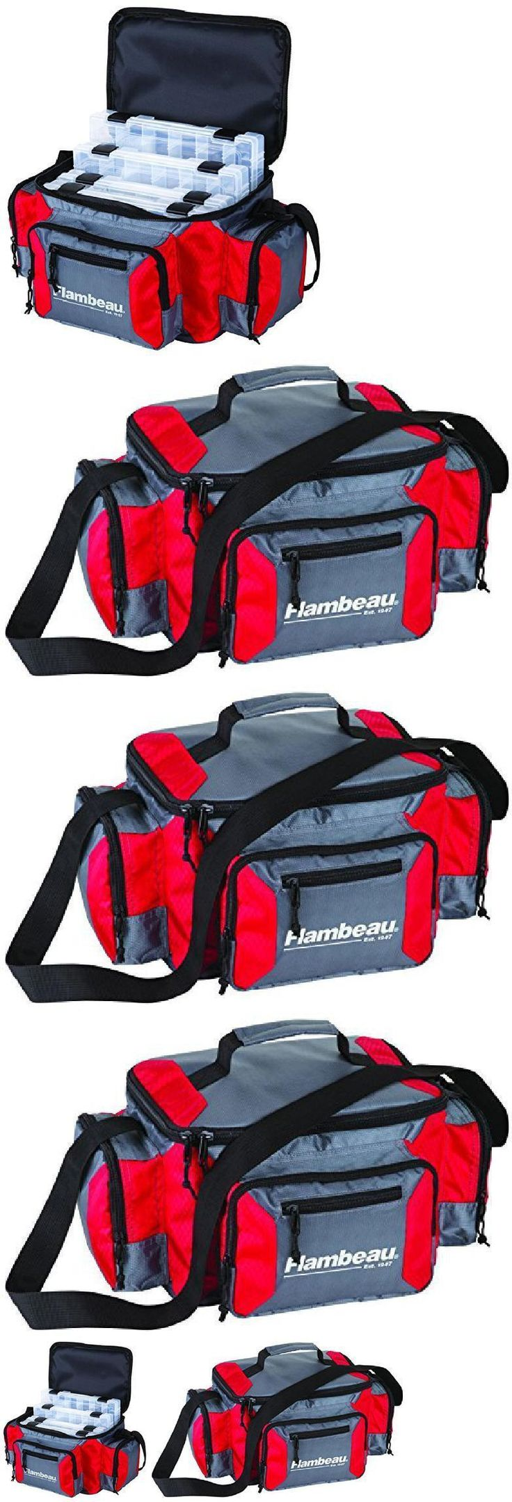Tackle Boxes and Bags 22696: Flambeau Graphite 400 G400r Red Soft Tackle Box Bag Containers Fishing 6188Tb -> BUY IT NOW ONLY: $35.99 on eBay!