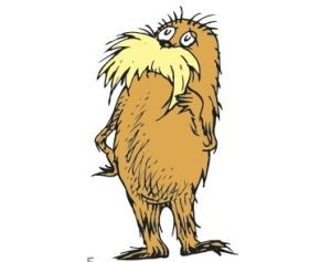 25 unique The lorax characters ideas on Pinterest  The lorax