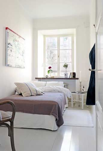 How To Organize Small Bedroom Spaces= Bedroom