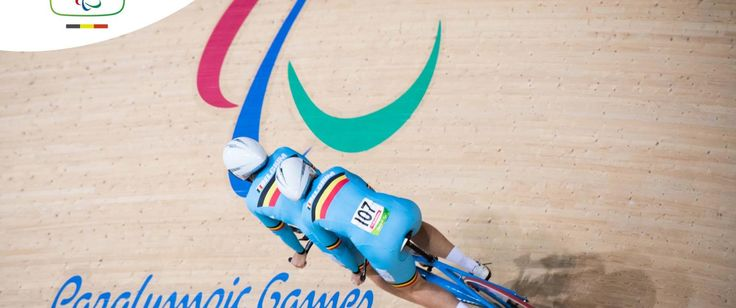 Paralympic Games - Team Belgium | Rio 2016 - Kris Bosmans et Diederick Schelfhout