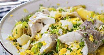 Hverdag-Sei med knuste poteter i eggesmoer-lowres