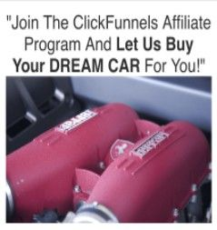 Affiliate receives 40% commission on  sales of the click funnel products. These commissions like all of their commissions are lifetime recurring commissions