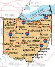 Ohio: my roots are here and lots of favorite cousins!