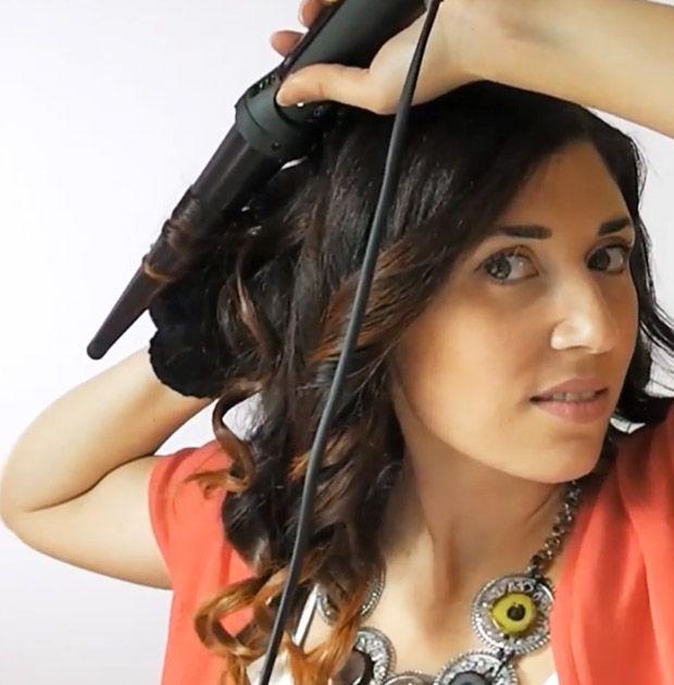 Lorenza, la blogger di beautydea.it è sempre alla ricerca dei migliori prodotti per capelli. Per noi ha provato l'Original Wand di Cloud Nine. Guarda il video al seguente link https://www.youtube.com/watch?v=hEFH1LT_OI8&list=UUsKWUdDS2FcZQYMP4-4AmNw per vedere le acconciature bellissime che Lorenza ha creato con questo ferro per capelli.