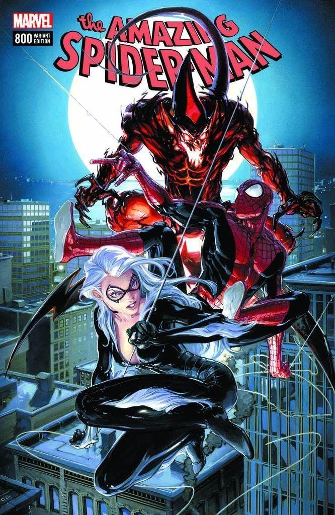 AMAZING SPIDERMAN #798 CLAYTON CRAIN VIRGIN COVER