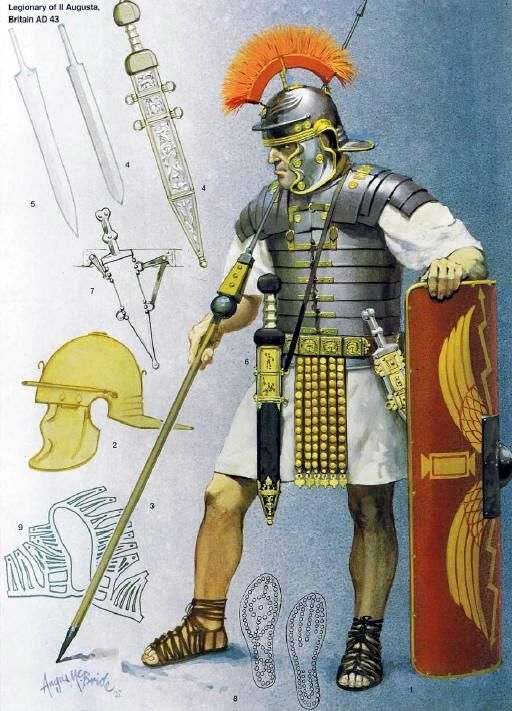 """Roman soldier c.1st century AD - This is THE WHOLE ARMOR OF GOD... See that spear... THAT is Ephesians 6:18 Praying always with all prayer and supplication..."""" Having some trouble? Throw your spear! PRAY!"""
